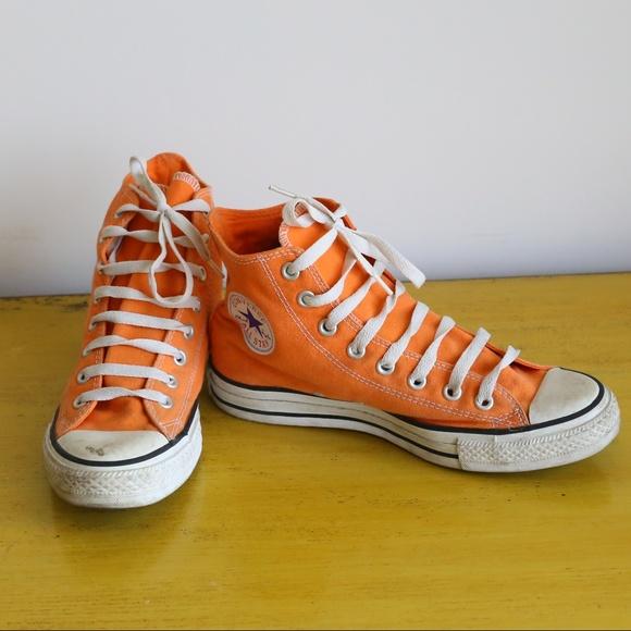 d789bc46f181 Converse Shoes - CONVERSE All Stars Chuck Taylor Orange